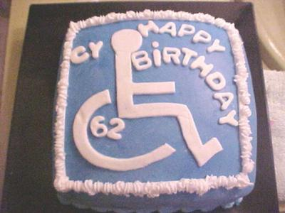 Handicap Cake