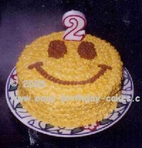 Terrific A Kids Birthday Cake That Is Super Easy To Make Funny Birthday Cards Online Alyptdamsfinfo