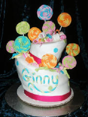 LolliPop Haven Cake