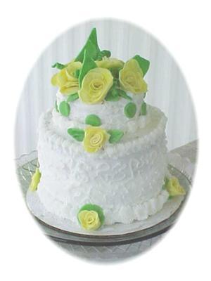 Mary's Birthday Cake