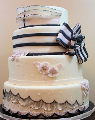 My Fair Lady Cake