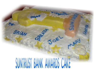 Oscar Cake