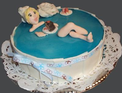 Polish Bath Cake