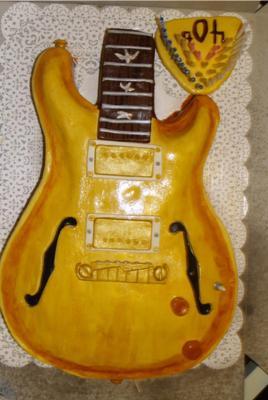 PRS Hollowbody Electric Guitar