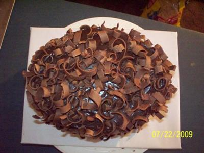 Quick and Simple Chocolate Cake