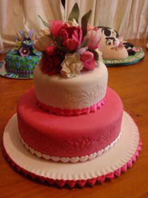 Show Cake for Wedding