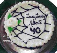 birthday cake decoration idea
