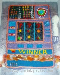unique birthday cakes