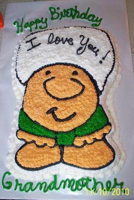 Ziggy Cake
